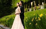 """女神""""高圓圓""""與趙又廷的婚紗照,郎才女貌,令人羨慕"""