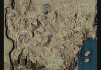 絕地求生沙漠地圖裡,哪個地方的物資最肥?如何獲得?