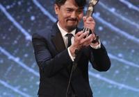 林家棟獲得第36屆香港金像獎影帝