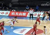 中國男籃72比52大勝黎巴嫩男籃