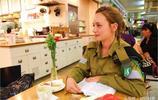以色列女兵個個顏值很高