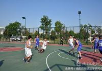 南陽中院與南航南陽基地舉辦籃球聯誼賽