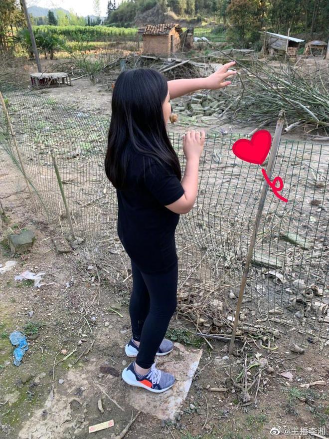 李湘勞動節帶女兒體驗生活 王詩齡拎著籃子採摘模樣乖巧可愛