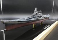 戰列艦之王 美國蒙大拿級超級戰列艦