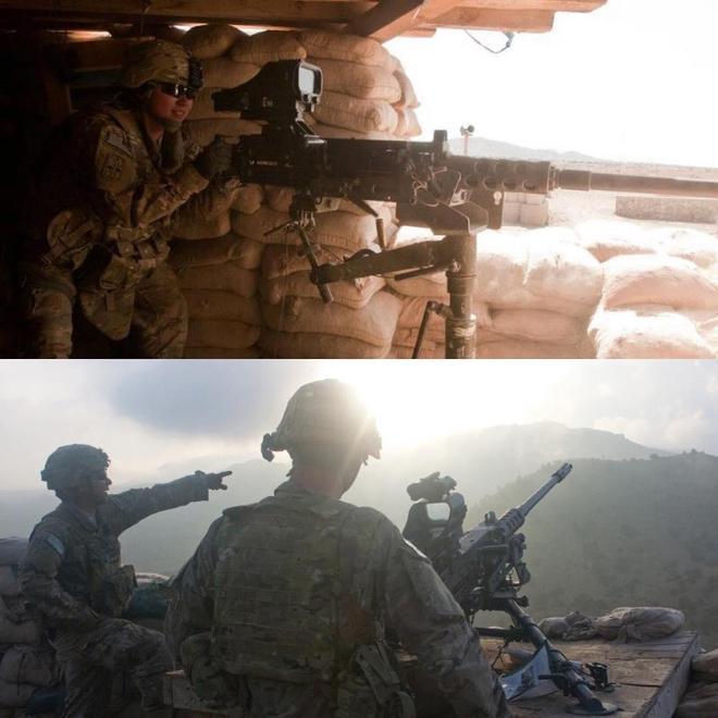 為什麼那麼多國家的重型機槍都同時使用DCL-120瞄準器