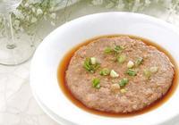 廣東的蒸肉餅是什麼?怎麼做最好吃?