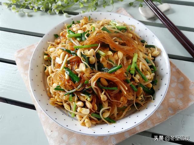 春分節氣,要少吃肉,多給家人吃這個蔬菜好處多,脆嫩鮮香下飯