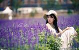夏天最美的紫色花海即將呈現,想拍薰衣草人像大片的可以準備啦