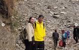 向佐晒與郭碧婷同遊尼泊爾合照,兩人穿情侶裝牽手超恩愛!