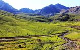 青海的自然風景
