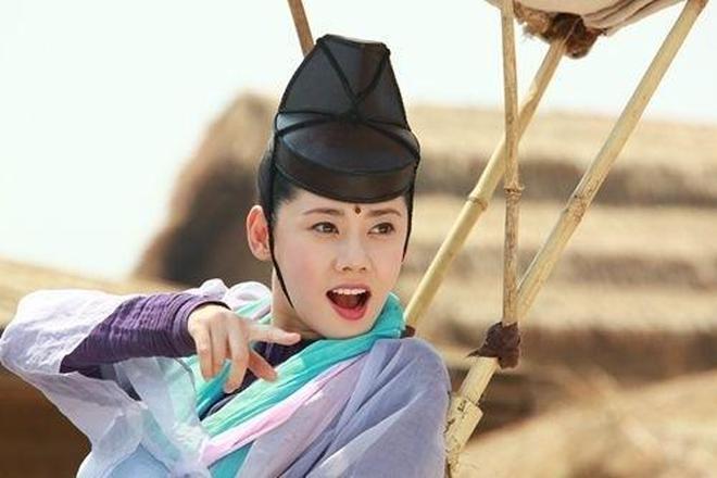 中國媳婦秋瓷炫最美的六個古裝角色!