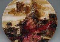 浮雕瓷瓶瓷盤作品 欣賞