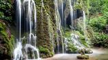 繁思折風景攝影作品系列五十五(水簾瀑布)