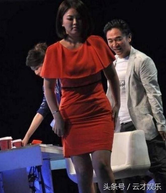 41歲李湘出席活動近照,網友表示:還是微胖女人最美!