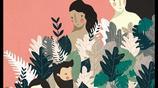 「插畫欣賞」Chloe Joyce時尚裝飾插畫設計圖片