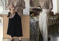 溫暖時尚穿搭,你的氣質是可以用毛衣來襯托出來的