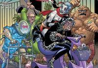 《老婦哈莉》蝙蝠俠控制整個哥譚市,阿克漢姆成為壞蛋養老院!