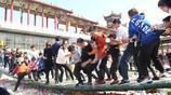 陝西渭南:蒲城永豐的一座橋是不是算網紅了 王洪濤 攝影