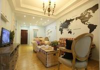兩室兩廳新家裝修,花費8萬,簡約風格,青春溫馨!
