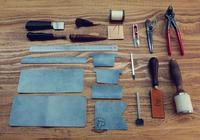 豆瓣日記: 教你製作個十年都用不壞的手工皮具錢包