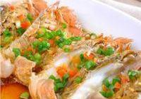 琵琶鮮蝦扇