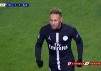 歐冠-姆巴佩造三球內馬爾傳射 巴黎4-1客勝紅星頭名出線