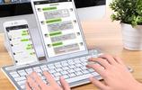 手機鍵盤太小?平板體重太沉?都不方便打字?你需要有個藍牙鍵盤