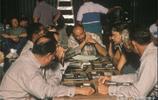 一組肖申克的救贖的幕後照片