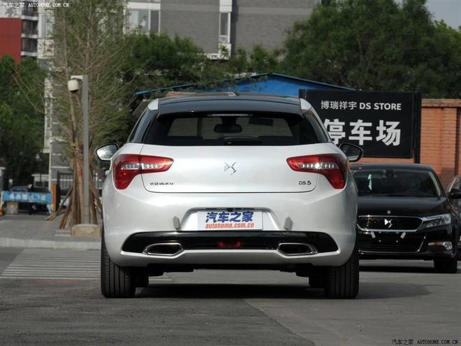 汽車圖集:長安標緻雪鐵龍 DS 5
