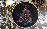 法式傳統手工刺繡