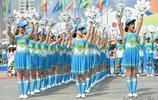 亞洲文明大會志願者小姐姐們,青春漂亮!你認為她們能代表中國嗎