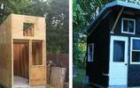 13歲男娃用1萬元造了個小木屋,完成後大家紛紛點贊
