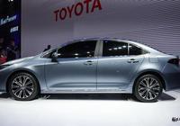 全球銷量最高的車型,全新卡羅拉將於今年第三季度上市