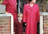 100歲王太后冬天光腿,腿凍得發紫,威廉貼心攙扶太奶奶,好孝順