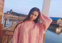 她來自山東外國語學院 劉安欣 年齡20 身高170cm