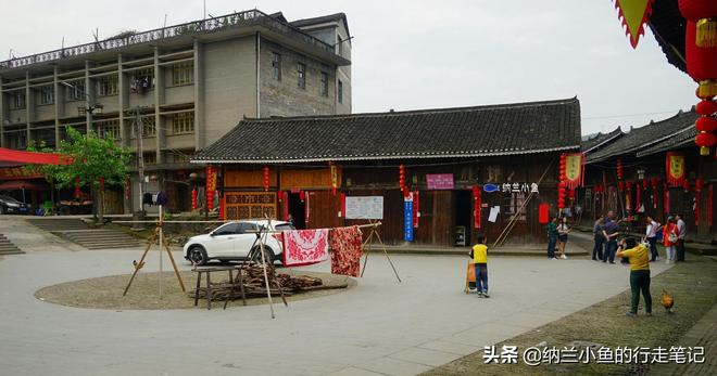 比鳳凰古城人少 比銅官古鎮更古樸 湖南綏寧這個千年古鎮值得一去
