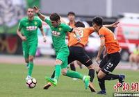 中國足協盃 北京中赫國安勝北京人和