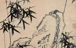 瘦勁之骨,清新俊逸,鄭板橋最經典的水墨竹作品欣賞