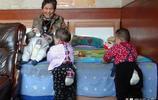 山西農村女子收養了40餘個孩子,每一個都有不同程度的缺陷