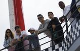 幸福一家人!C羅攜喬治娜迷你羅觀戰摩納哥F1大獎賽