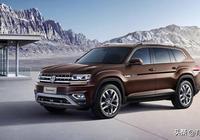 大眾最大七座SUV,第三排堪比天籟凱美瑞,2噸車重油耗不到10升!