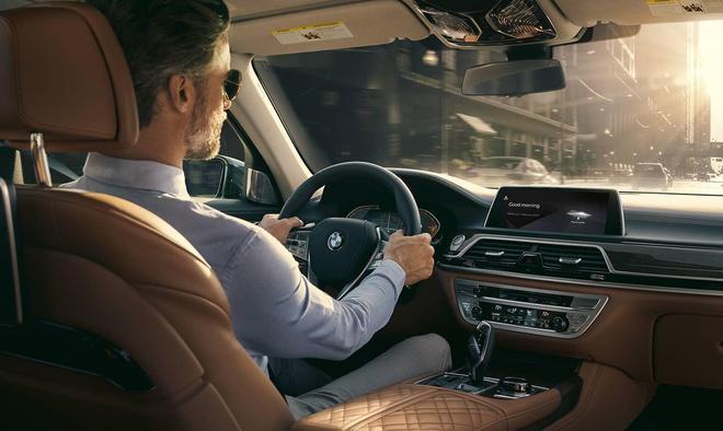 2020款寶馬7系750Li 全新升級 奢華內飾 科技加持 別看奧迪A8L了