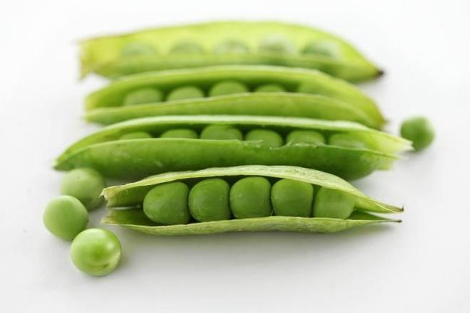 美食圖集:神奇的豌豆