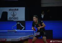 劉詩雯4-2戰勝日本一姐石川佳純 劉詩雯邊技改邊參賽勇氣可嘉