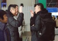 國乒名將馬琳、陳玘、邱貽可現身機場,疑似已成為國家隊新教練員