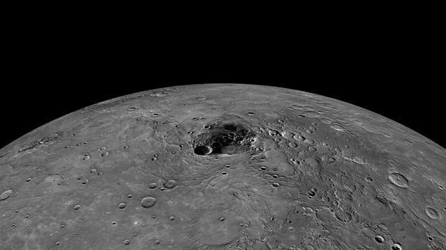 水星上諸多無法解釋的奧祕