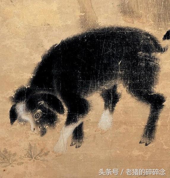 文化樂旅 品位藝術家皇帝明宣宗朱瞻基之三陽開泰圖