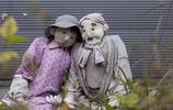 日本最恐怖的村莊,村子裡到處都是人偶