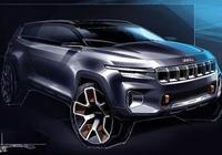 Jeep雲圖概念車效果圖正式發佈