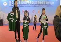 上海古力蛙親子裝博覽會